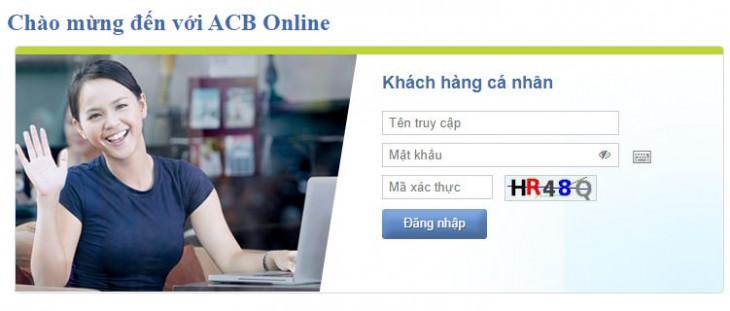 Hướng dẫn đăng kí ACB Online Banking mới nhất 2020